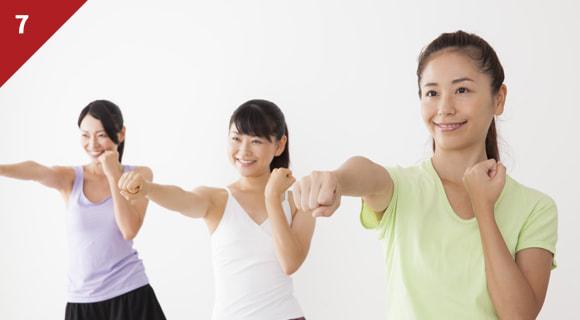 女性や初心者に安心のトレーニングノウハウの確立